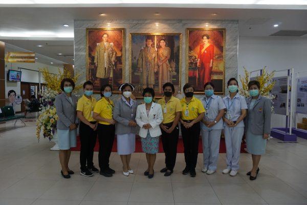 การศึกษาดูงานของโรงพยาบาลมงกุฎวัฒนะ ณ คลินิกศูนย์แพทย์พัฒนา