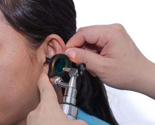 """""""หูดับเฉียบพลัน (Sudden Sensorineural Hearing loss)"""""""